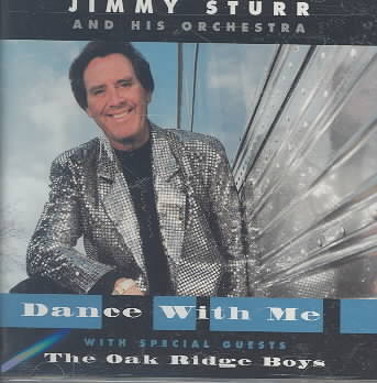 DANCE WITH ME BY STURR,JIMMY (CD)