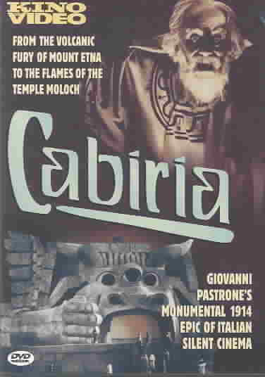 CABIRIA BY MOZZATO,UMBERTO (DVD)