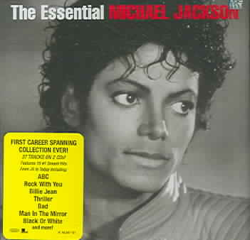 ESSENTIAL MICHAEL JACKSON BY JACKSON,MICHAEL (CD)