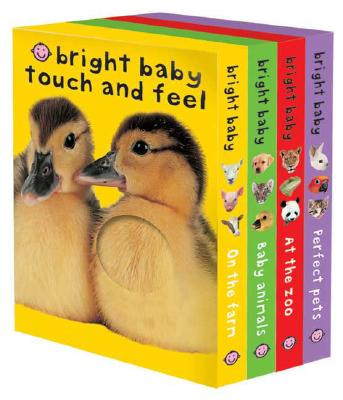 Bright Baby Touch and Feel By Priddy, Roger